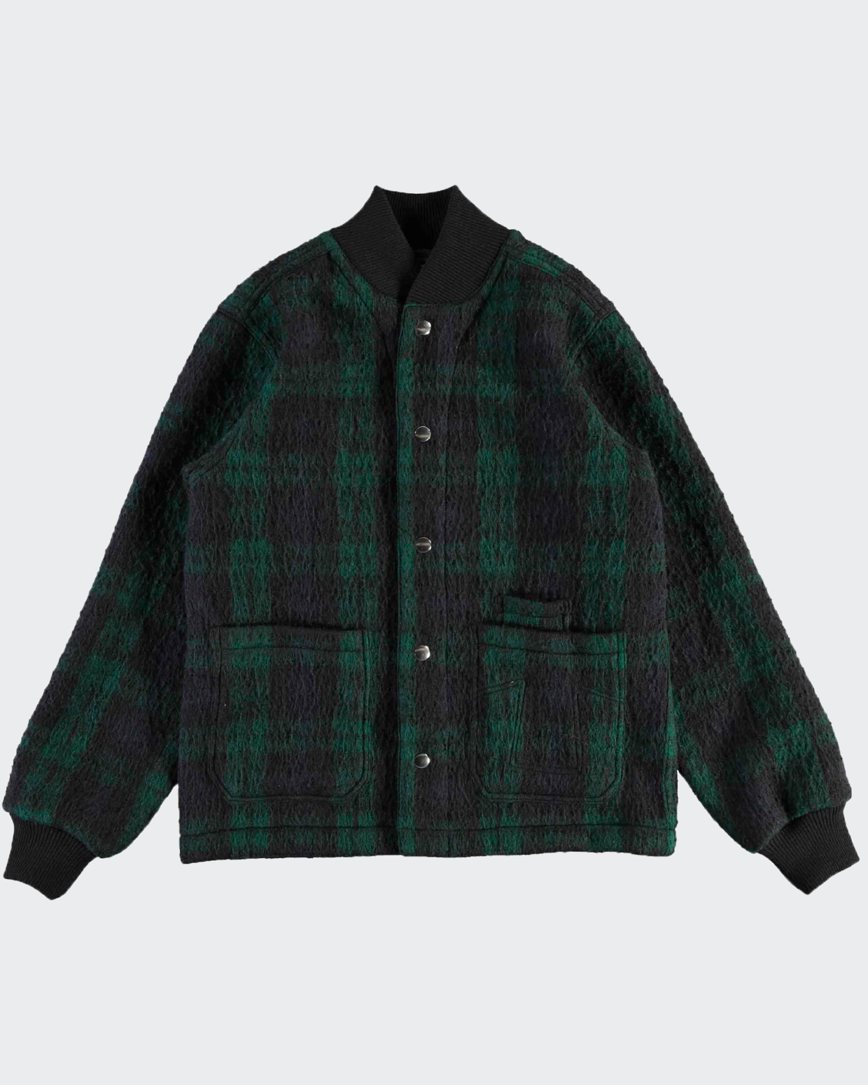 Eat Dust Field Jacket Vicious Check