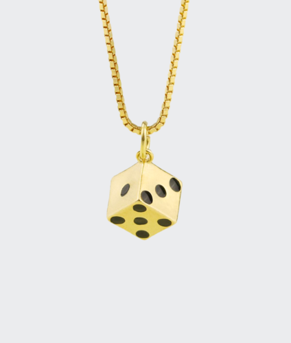 Golia Dice Necklace