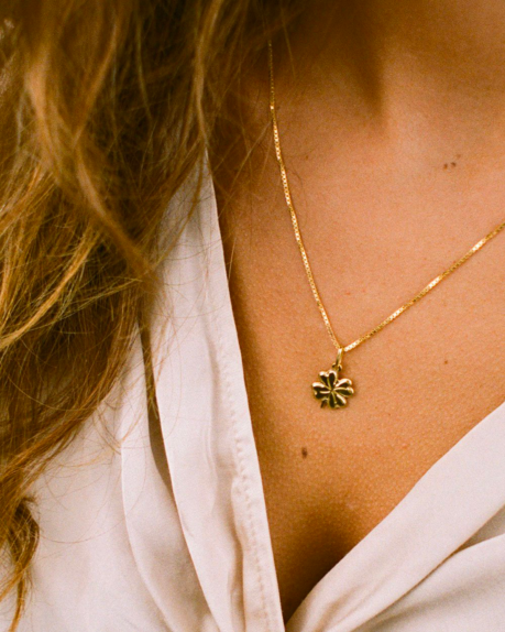 Golia Lucky Clover Necklace