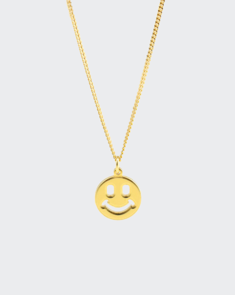 Golia Smiley Necklace