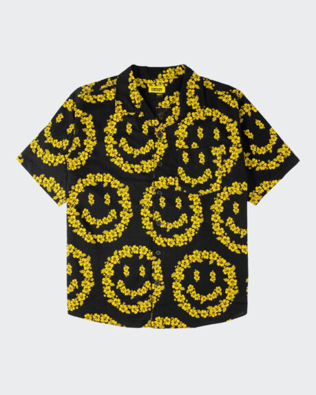 Chinatown Market Smiley Floral Shirt