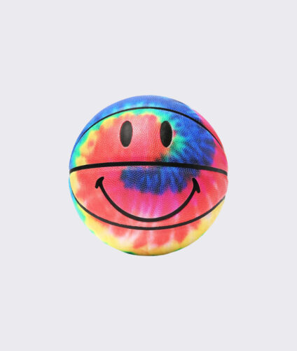 Chinatown Market Smiley Tie Dye Basketball