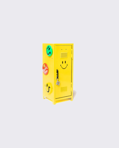 Chinatown M. Smiley Mini Locker