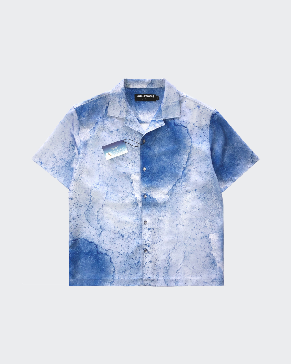 Cold Wash Coolever Water-Color shirt