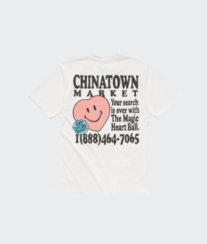 Chinatown Market Smiley Fortune Ball Shirt