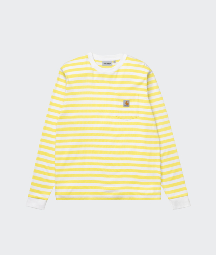 Carhartt WIP L/S Scotty Pocket T-Shirt