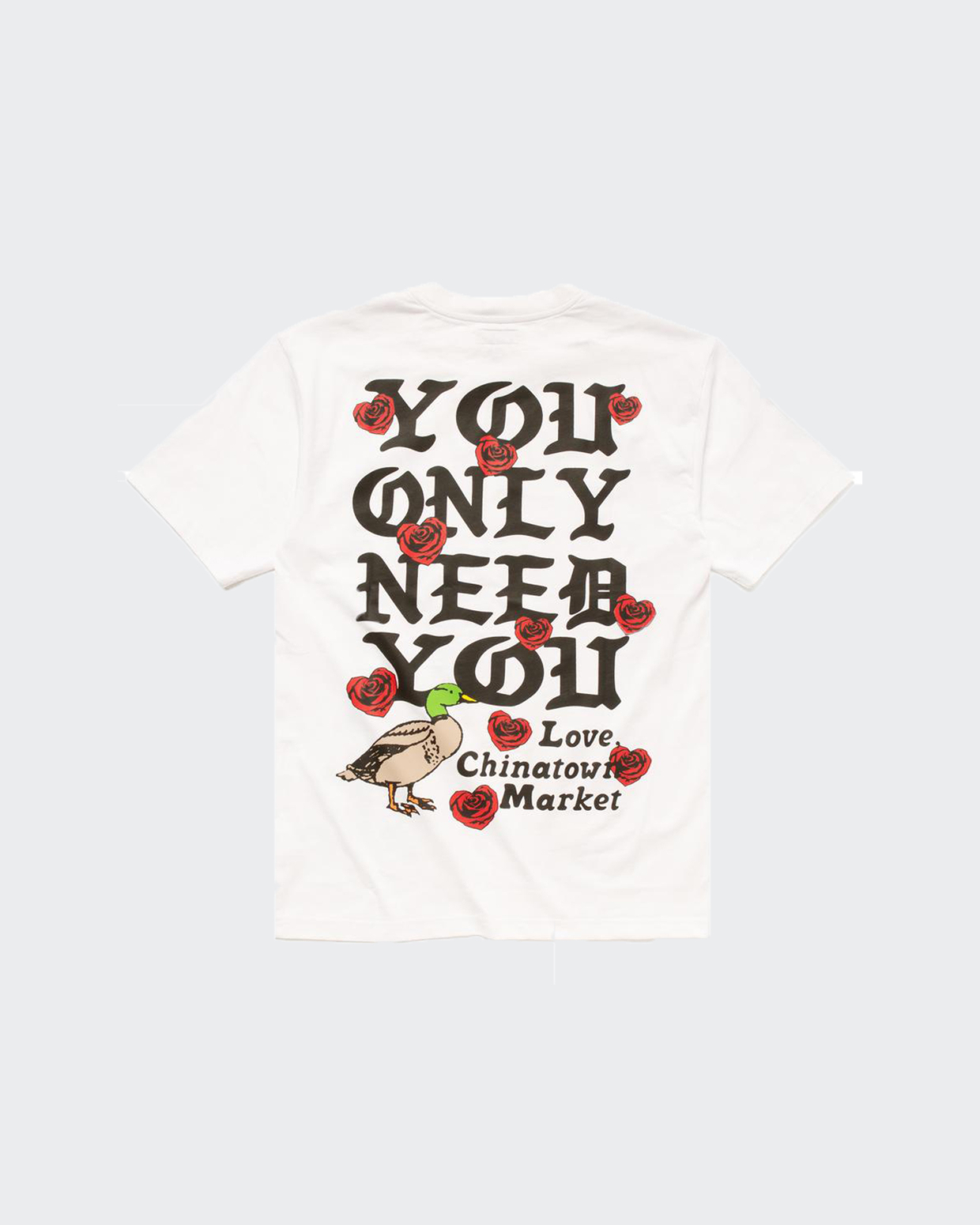Chinatown Market Never Be Alone Bear Tee