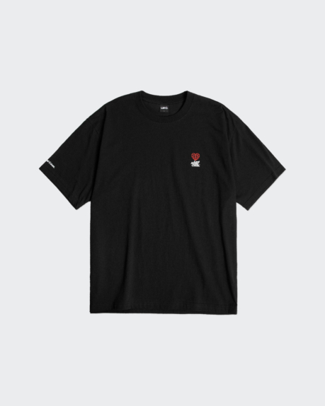 LMC Korea Mini Heart Globe Tee