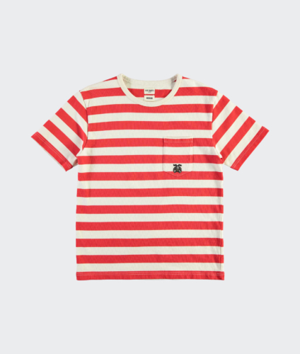 Eat Dust T-Pocket Stripe