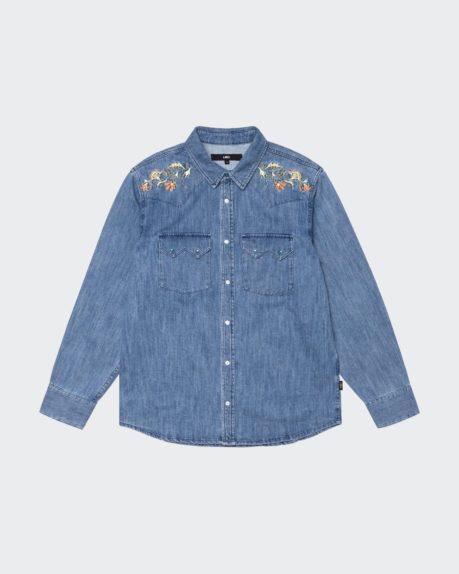 LMC Korea Western Denim Shirt