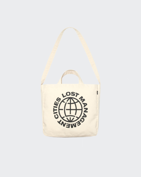LMC Korea Wheel Canvas Eco Bag
