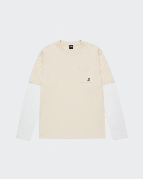 LMC Korea Workroom Layered LS Tee