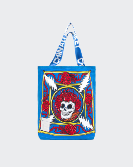 Chinatown Market Border Bandana Tote Bag