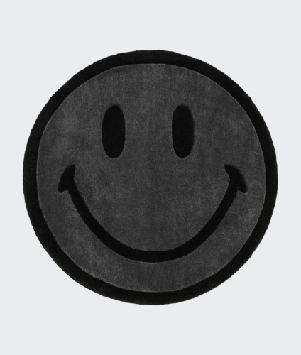 Chinatown Market Smiley 6 Ft Monochrome Rug