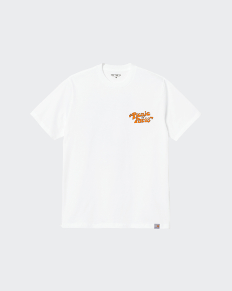 Carhartt WIP S/S Picnic In Paris T-Shirt