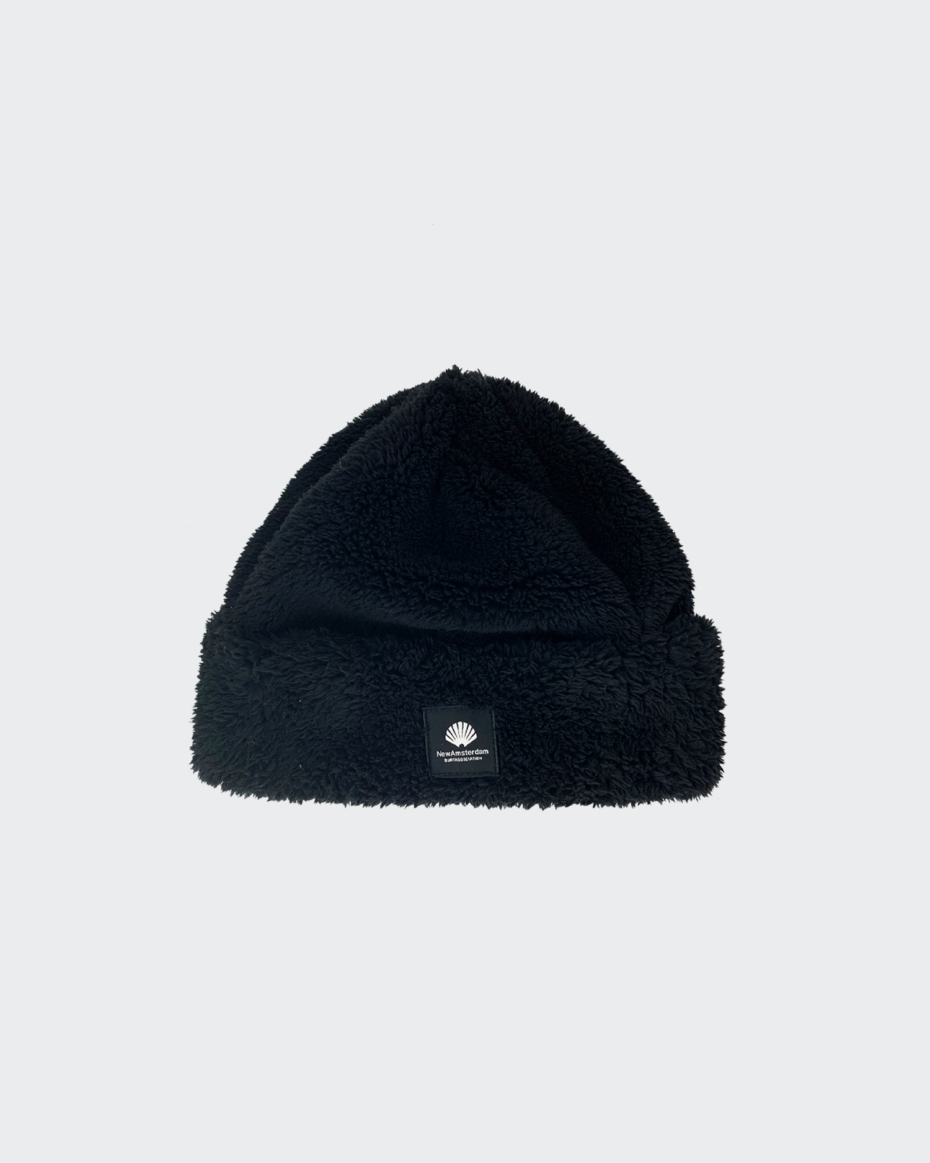 New Amsterdam Surf Association Hairy Knitted Beanie