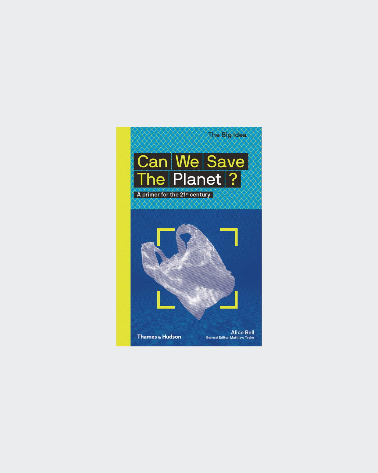 Books Can We Save The Planet?