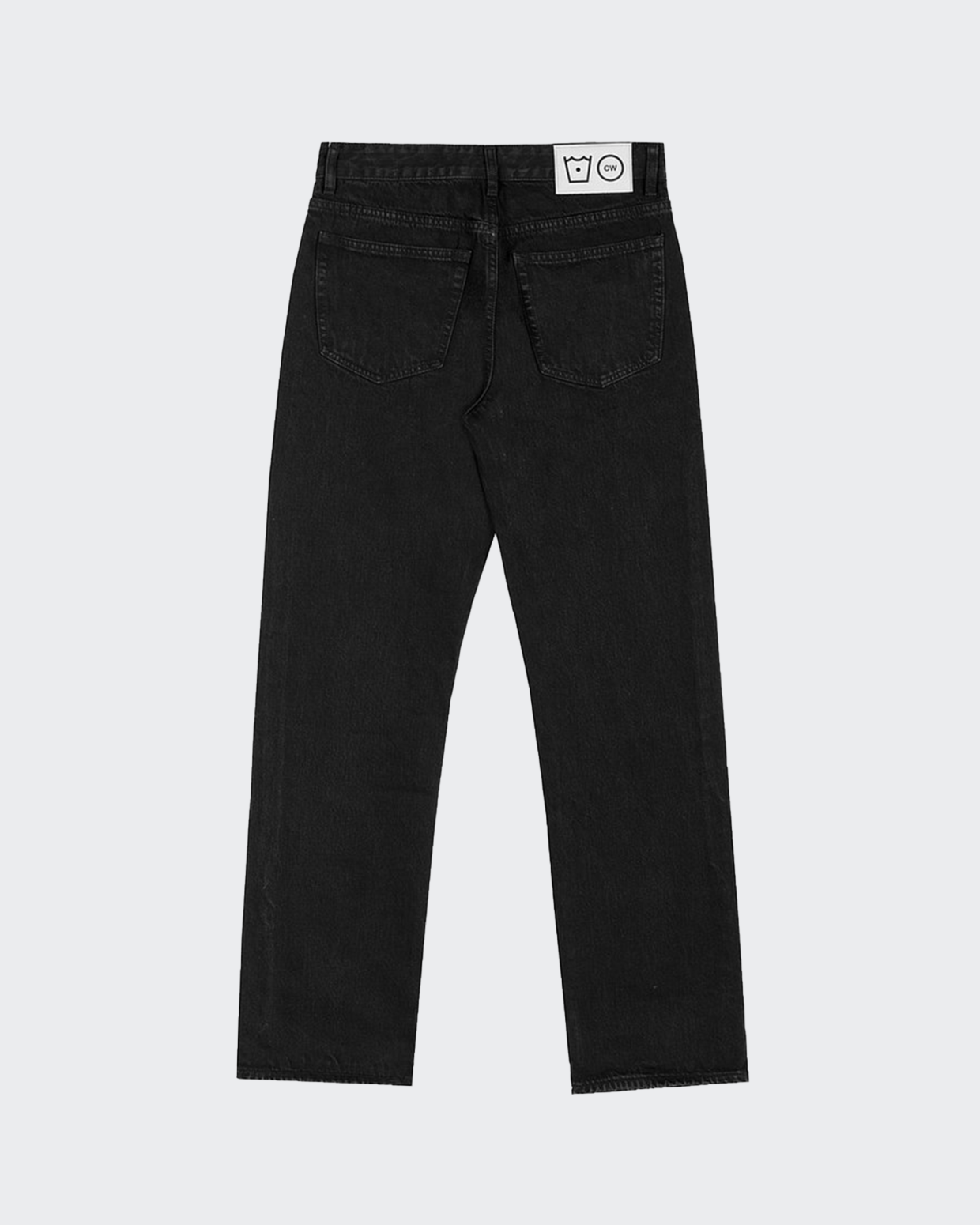 Cold Wash Straight Fit Jeans